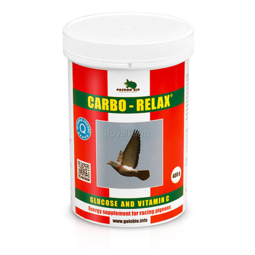 CARBO-RELAX 400g