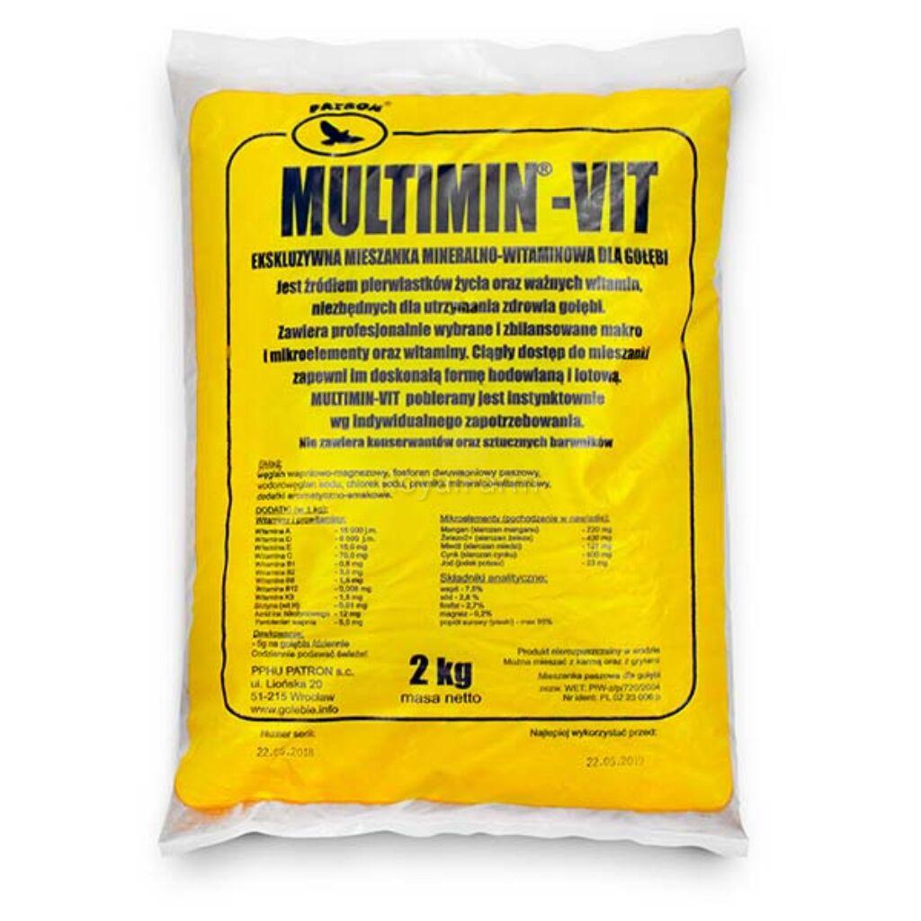 MULTIMIN-VIT 2kg