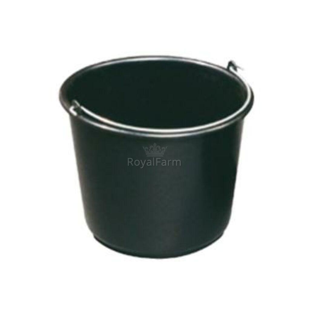 Műanyag háztartási vödör 12 L