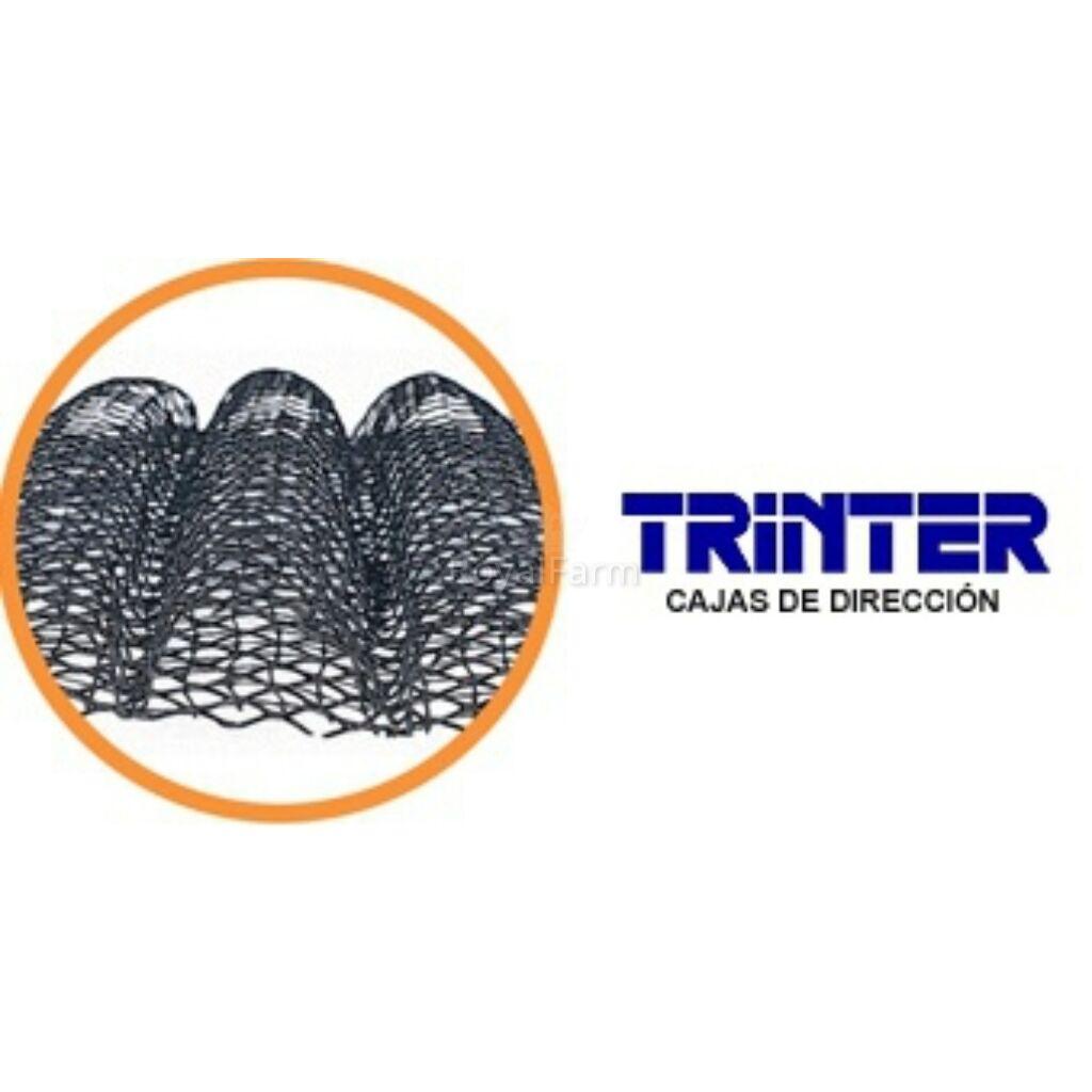 TRINTER hullámos, 25 mm magas erózióvédő matrac
