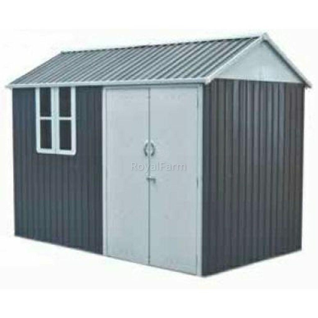 HECHT 6 X 10 NORD - Kerti szerszámtároló ház