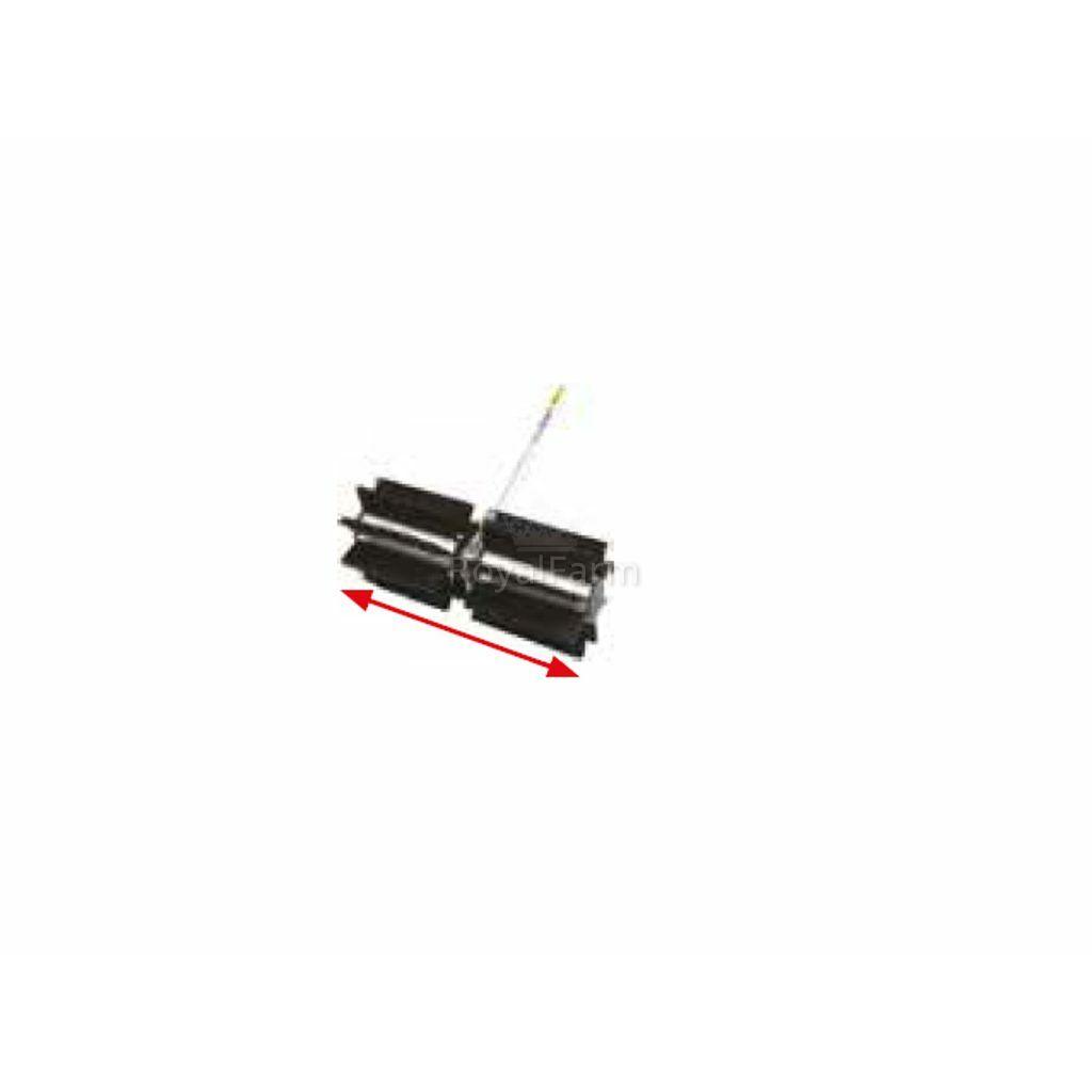 HECHT 000155 - Kerti seprőhenger h155-höz