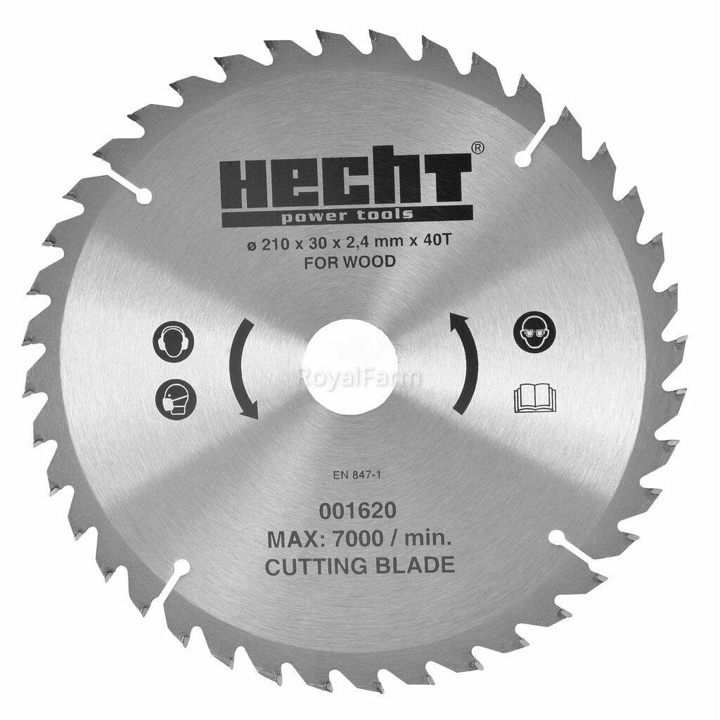 HECHT 001620 - Fűrészkorong 210mm