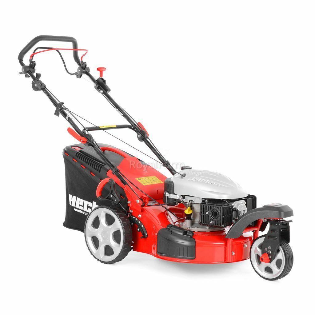 HECHT 5483 SW 5 IN 1 - Benzinmotoros önjáró fűnyíró