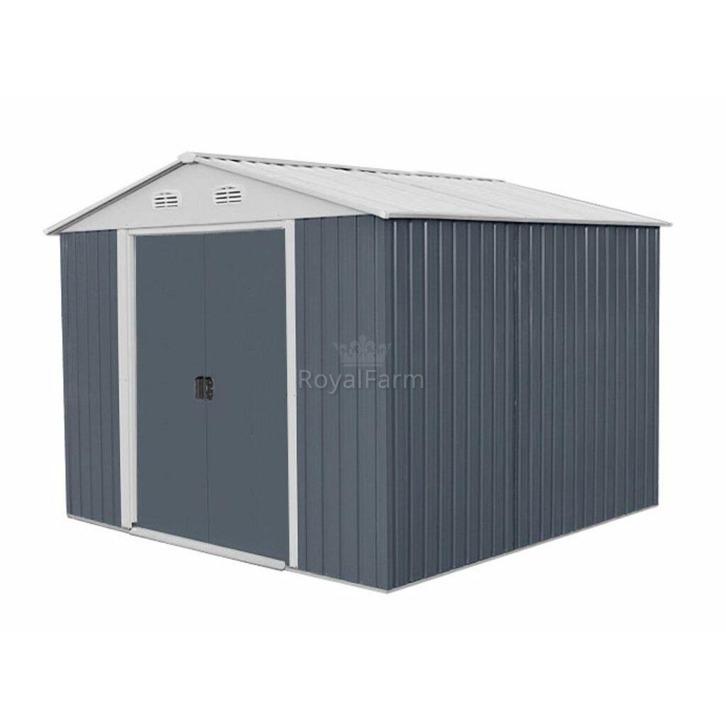HECHT 10 X 10 PLUS - Kerti szerszámtároló ház