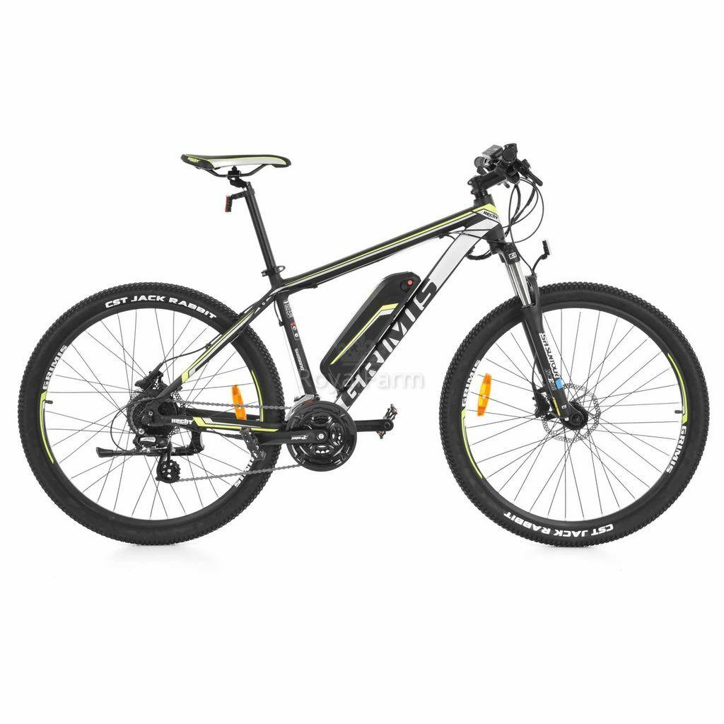 HECHTGRIMISGREEN - Elektromos kerékpár