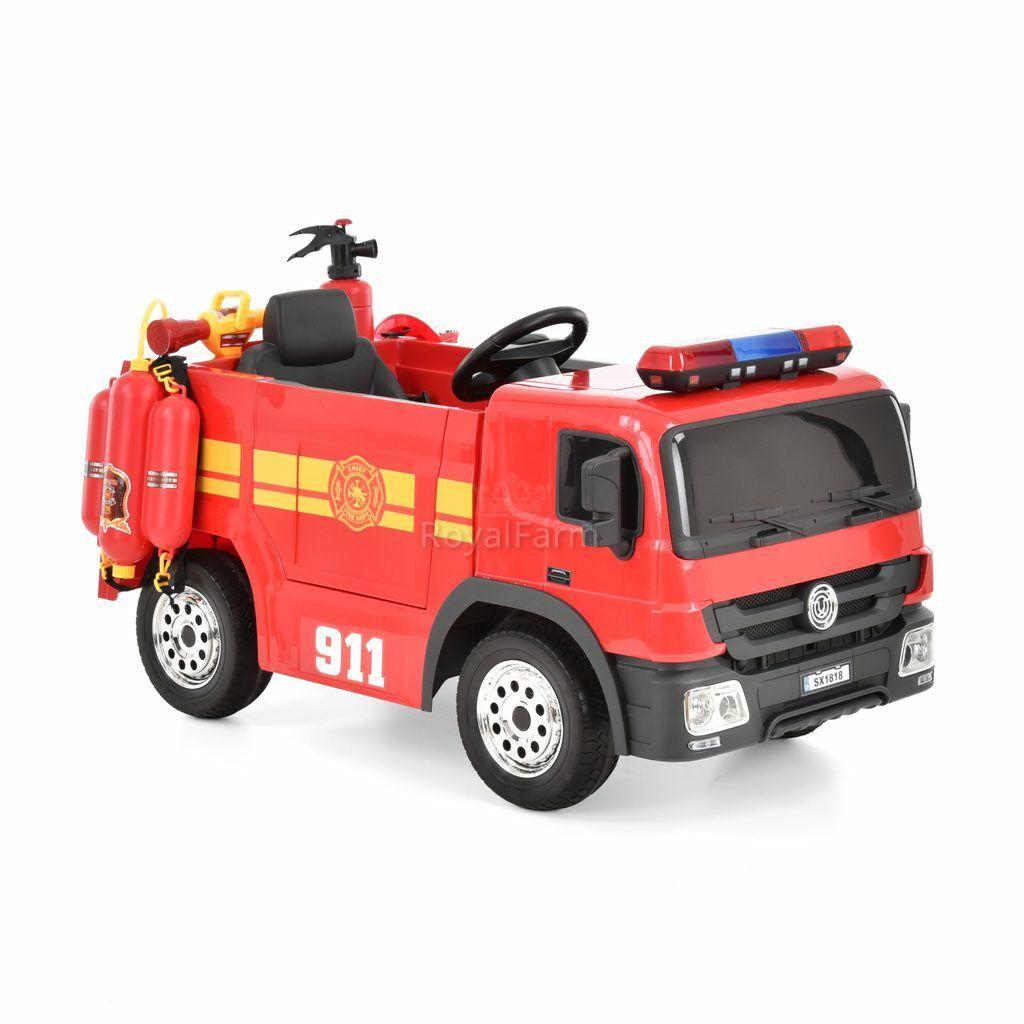 HECHT 51818 - Akkumulátoros kisautó