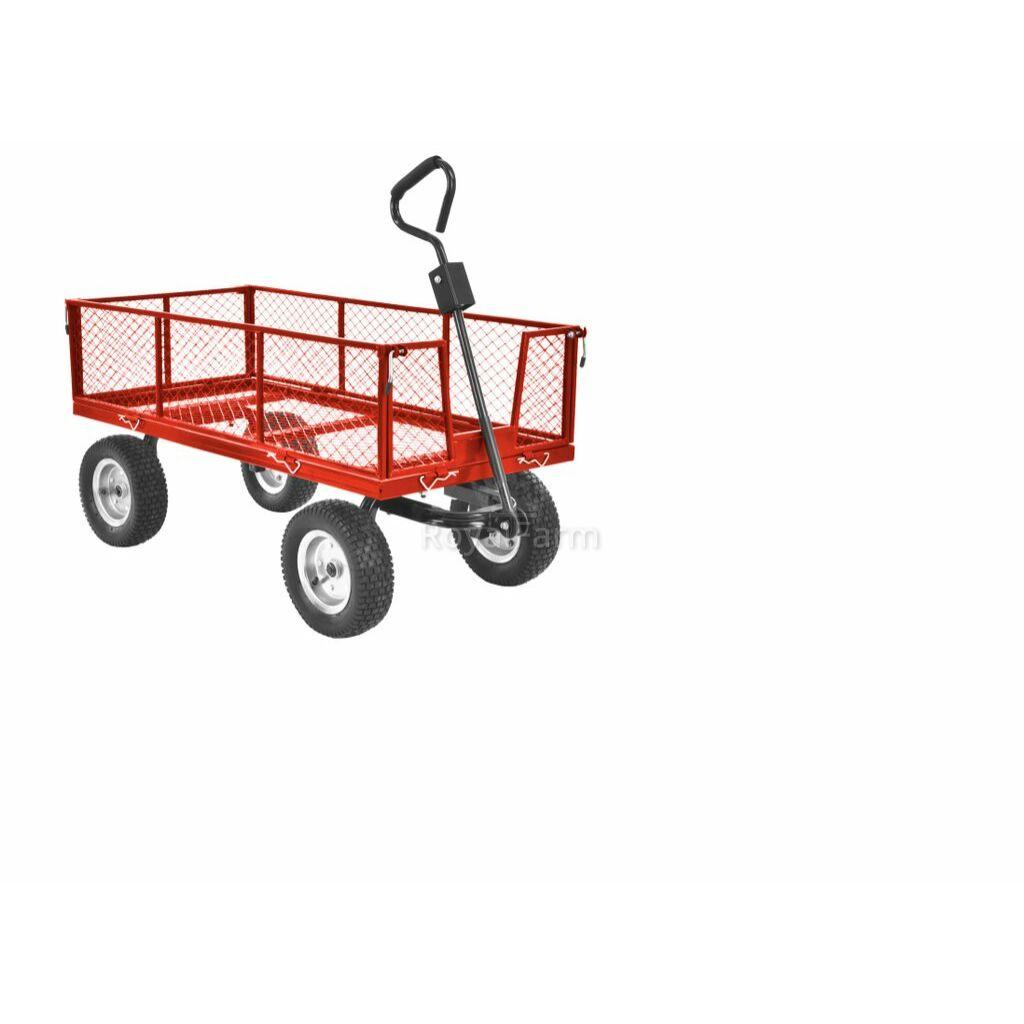 HECHT 53350 - Utánfutó kertitrakt