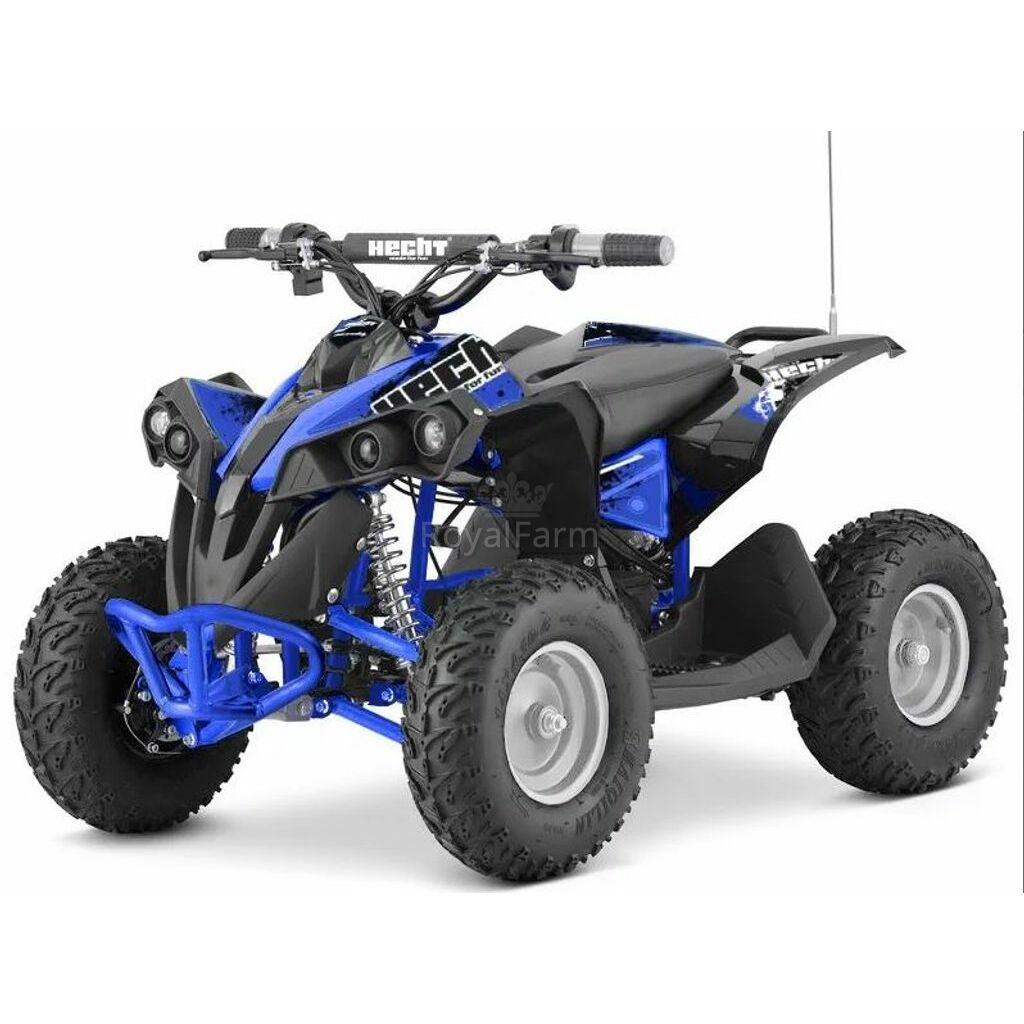 HECHT 51060 BLUE - Akkumulátoros quad