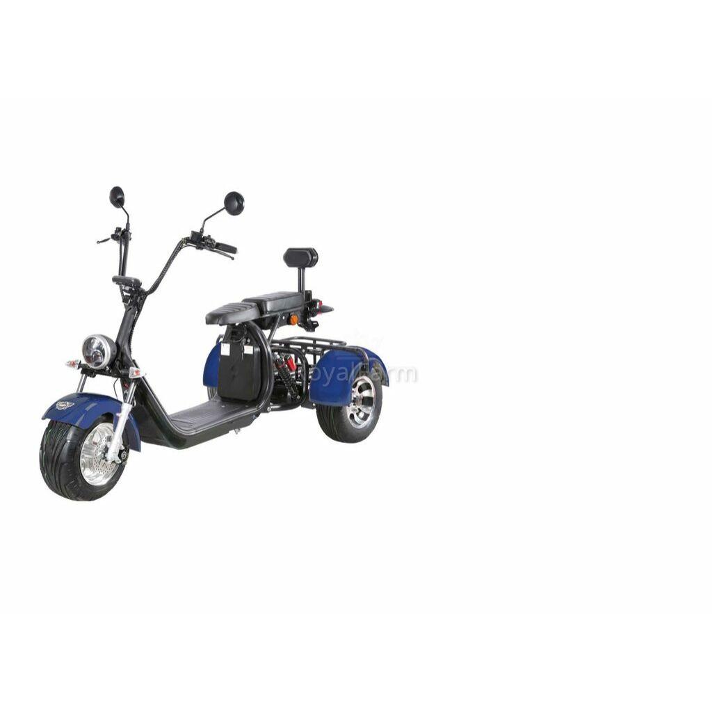 HECHTCOCISMAXBLUE - Akkumulátoros robogó kék