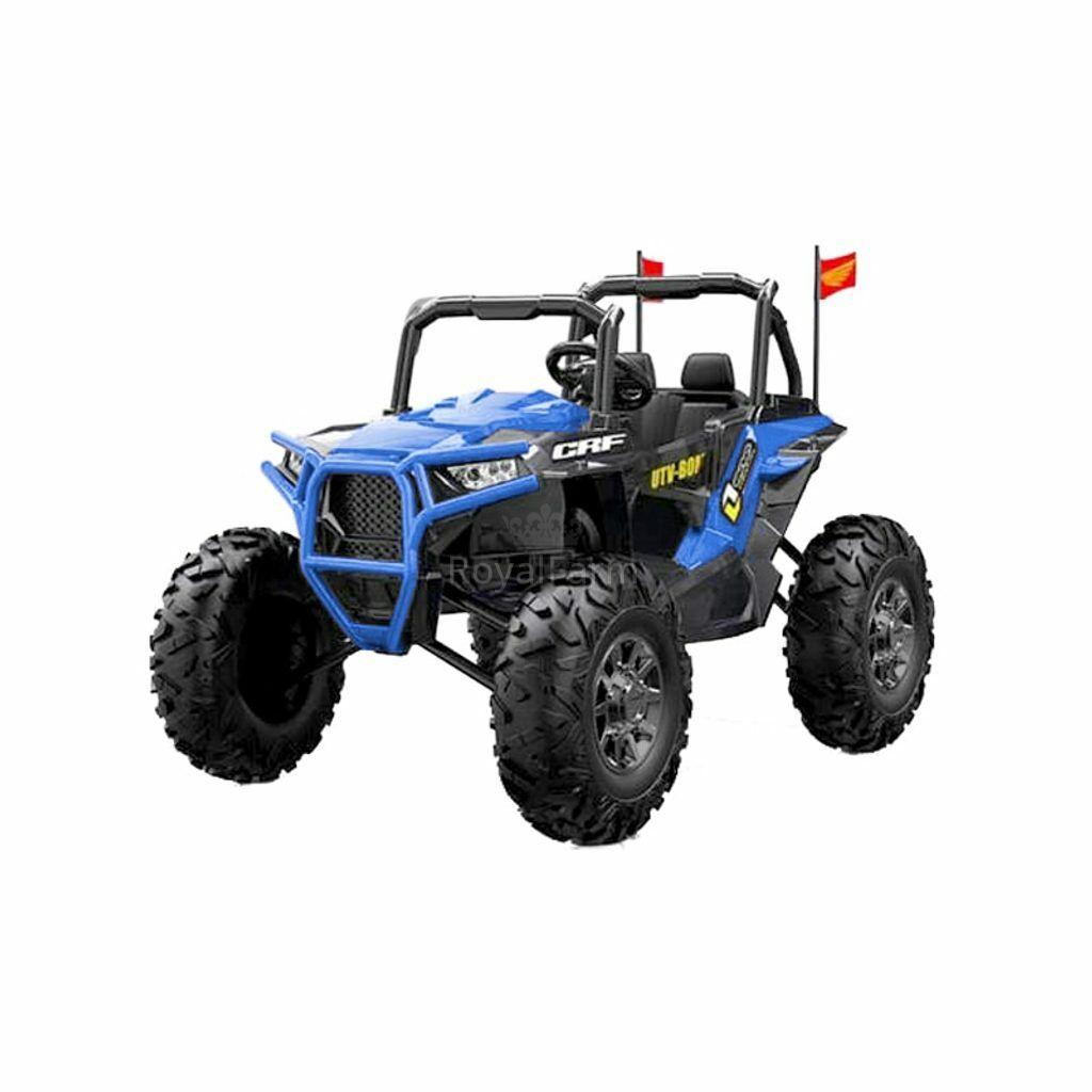 HECHT 55999 BLUE - Akkumulátoros gyerek autó