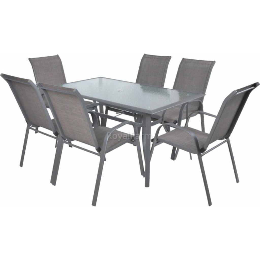 SOFIASET 6 - Kerti bútor