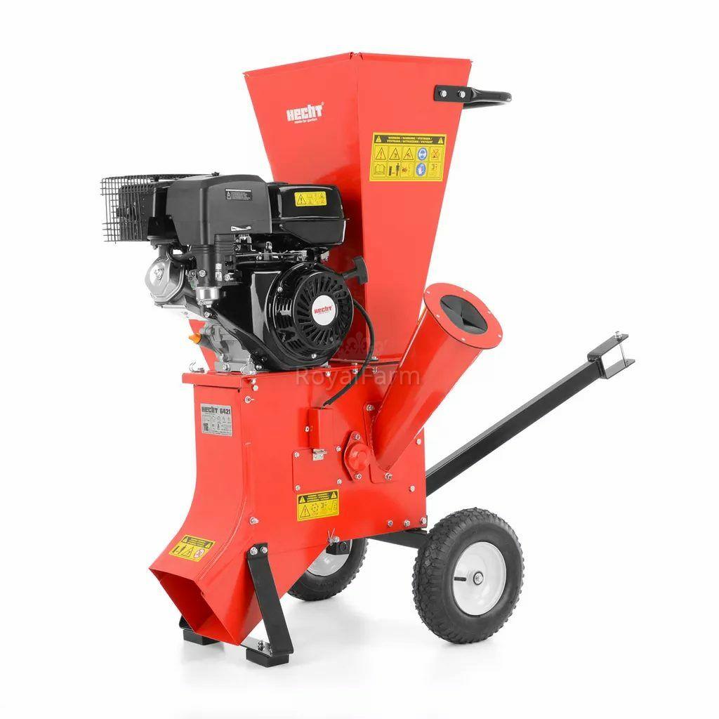 HECHT 6421 - Benzinmotoros ágaprító 9,8 kw