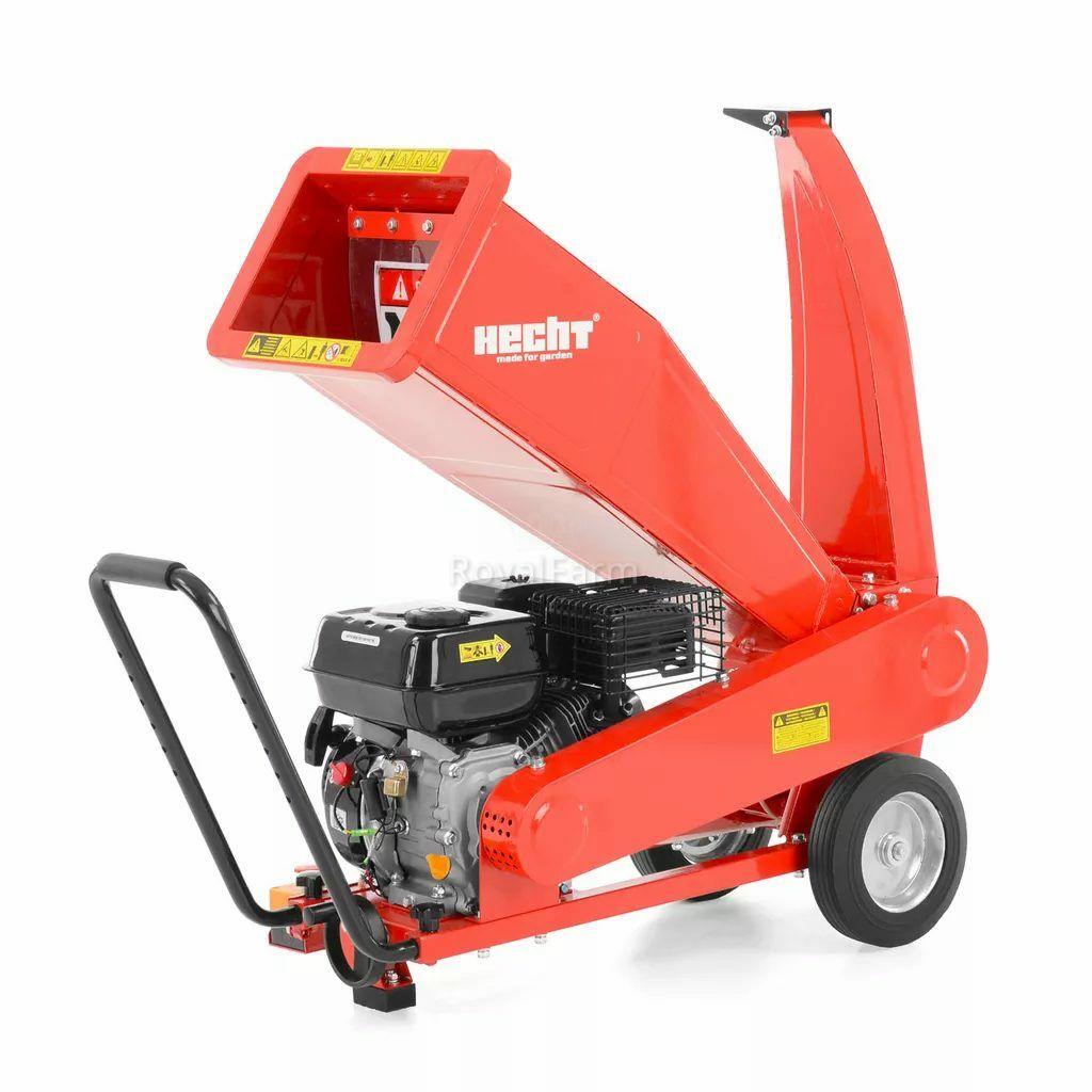 HECHT 6208 - Benzinmotoros ágaprító 5,2 kw