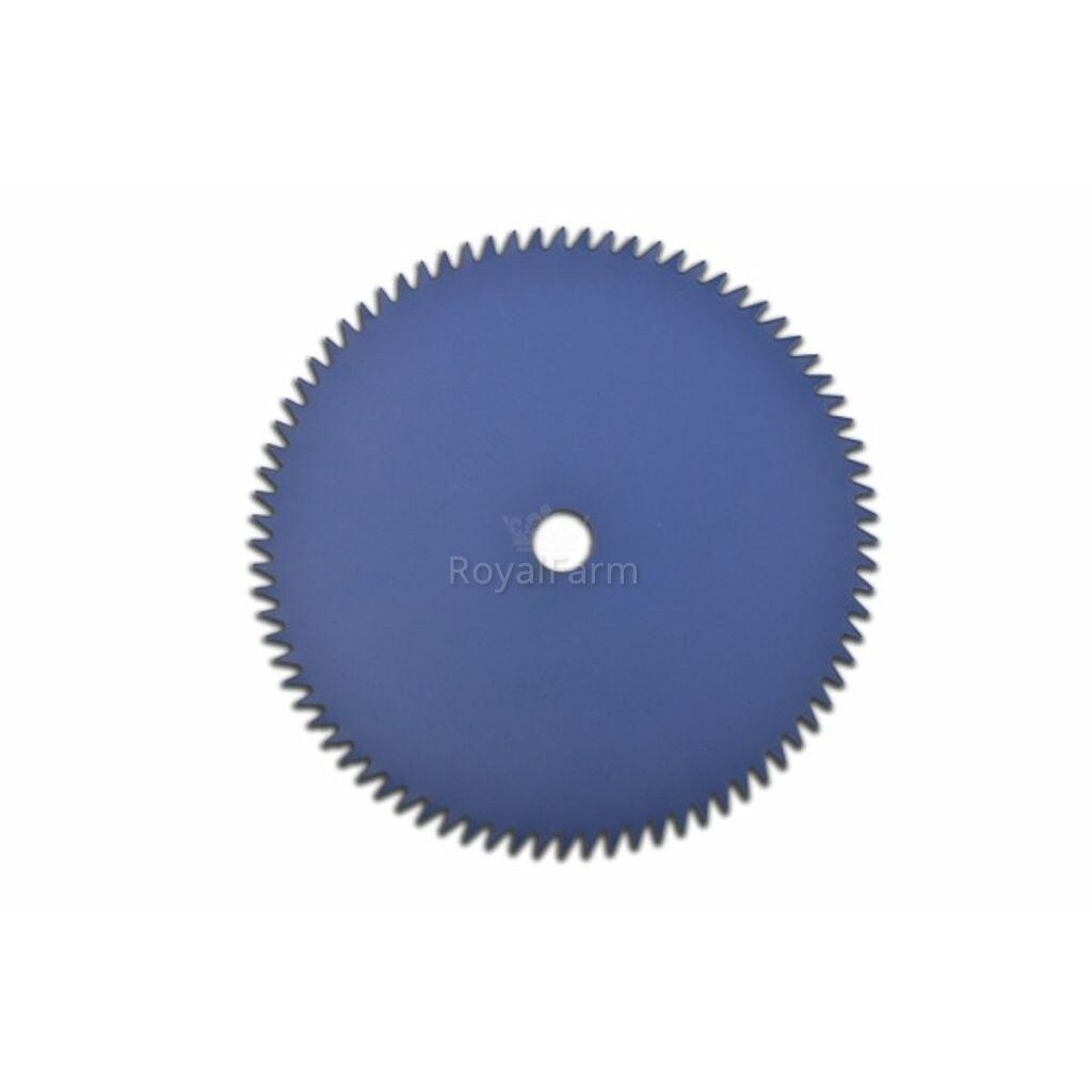 600590 - Vágótárcsa sűrű fogazású 255*1,4mm