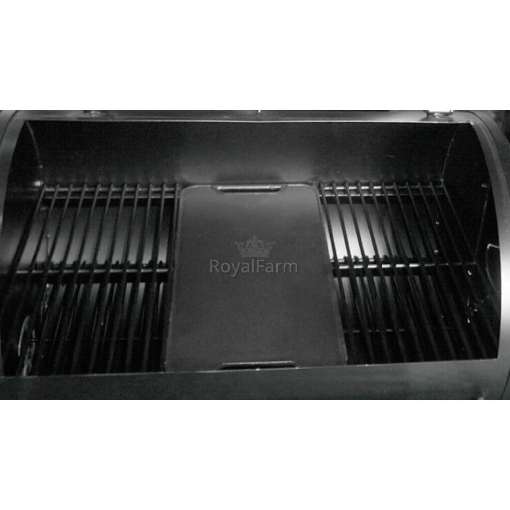 HECHT 000666 - Öntöttvas grill lemez