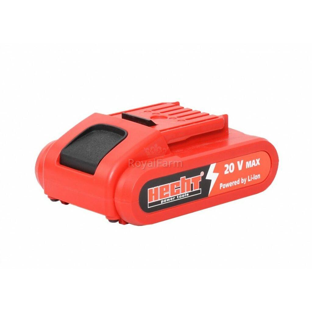 HECHT 001225 B - Akkumulátor