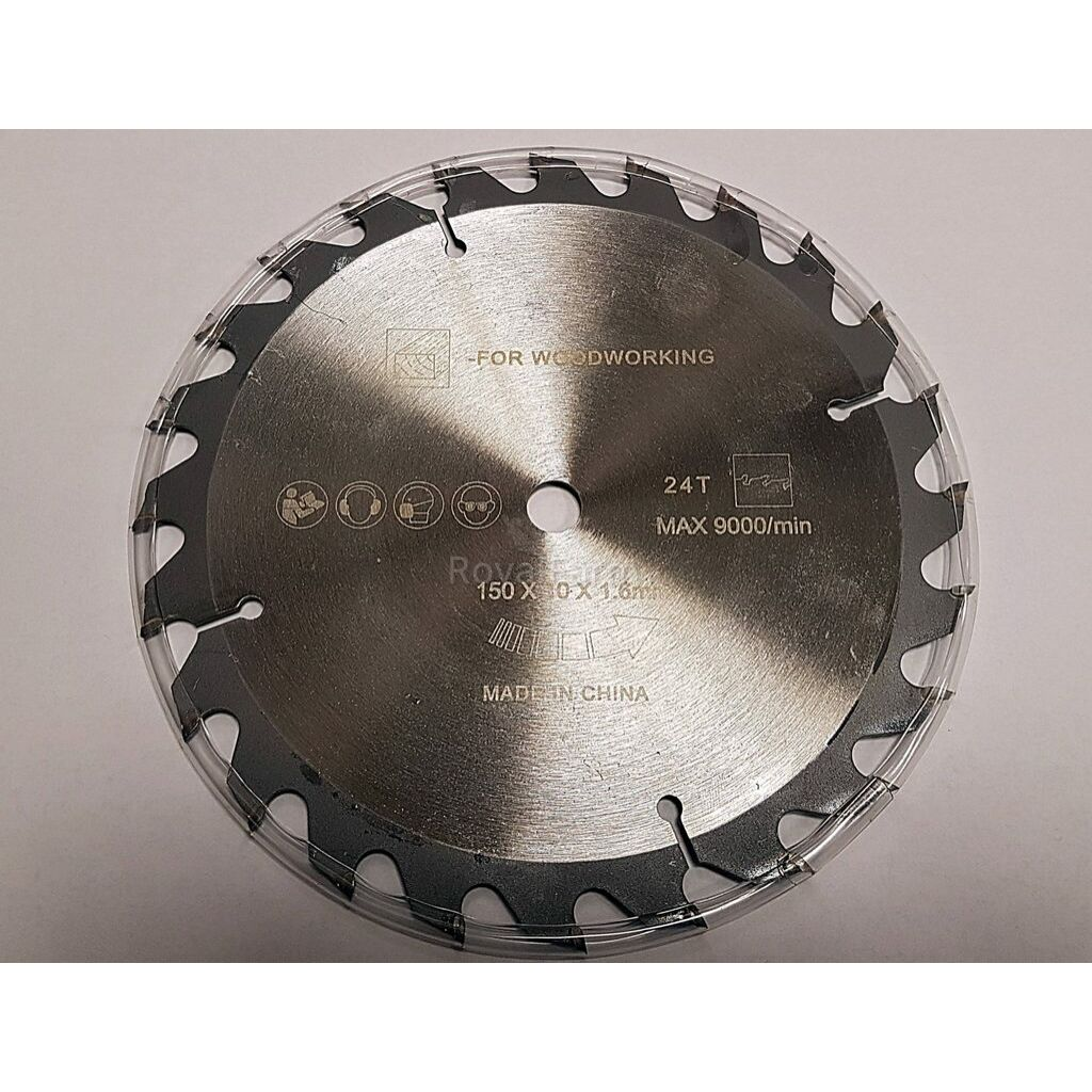 HECHT 001670 - Fűrészkorong 150x10x1,6 mm