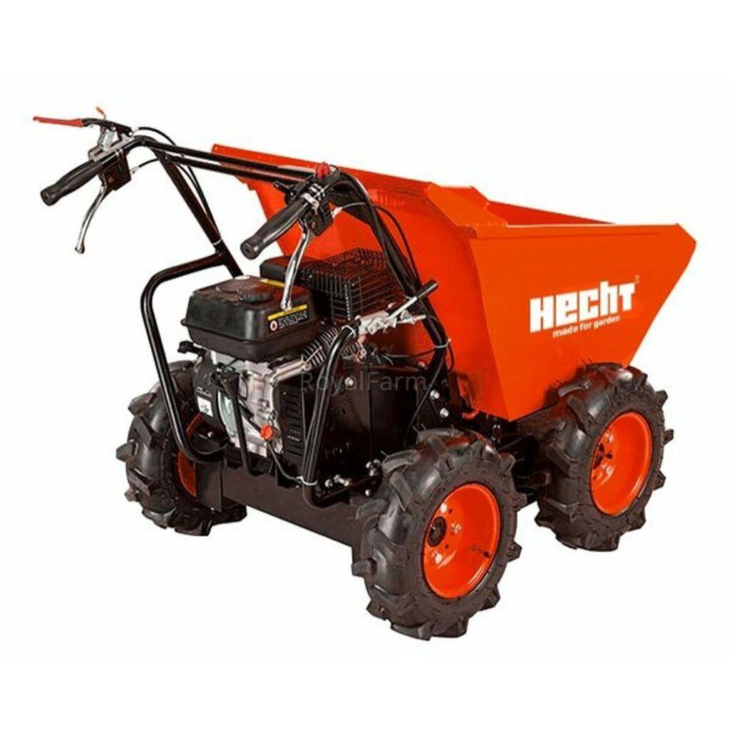 HECHT 2636 - Benzinmotoros szállító, 6,5hp