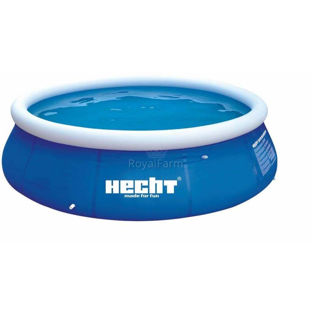 HECHT 3276 BLUESEA - Felfújható peremű medence, öntartó konstrukcióval