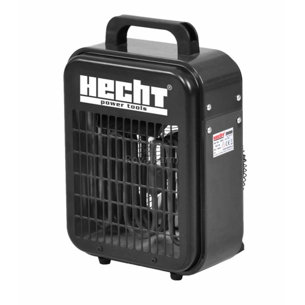 HECHT 3500 - Hősugárzó ventilátorral és termosztáttal, 3000w