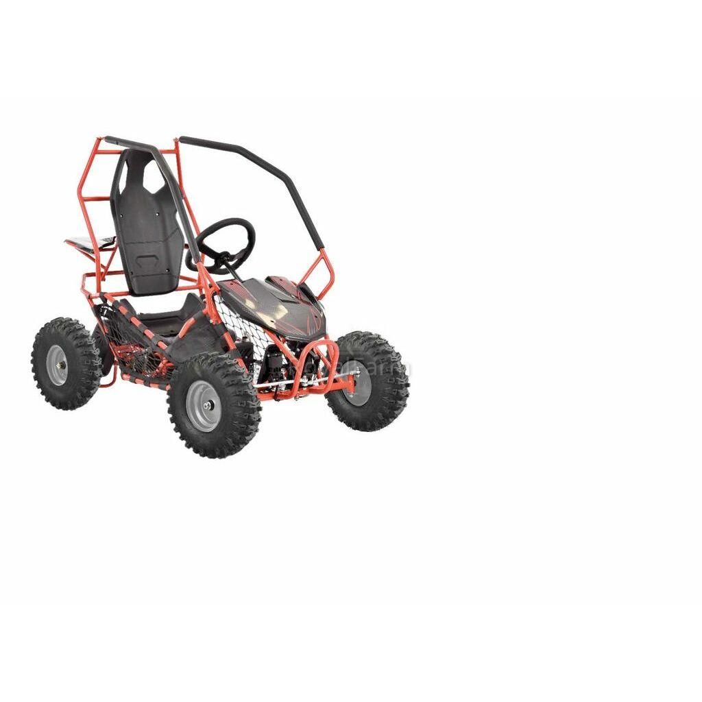HECHT 54899 RED - Akkumulátoros gyerek buggy