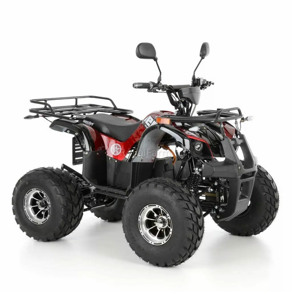 HECHT 56155 RED - Akkumulátoros quad