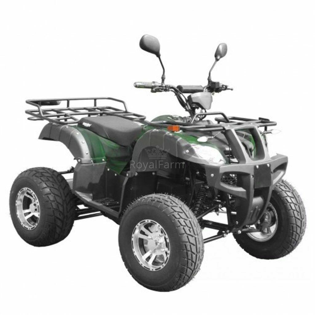 HECHT 59399 ARMY - Akkumulátoros quad