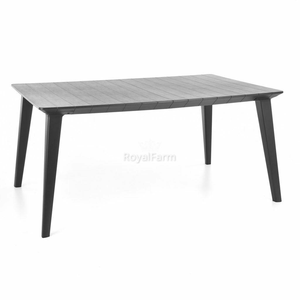 HECHTANEGADAGTABLE - Anegada graphite asztal