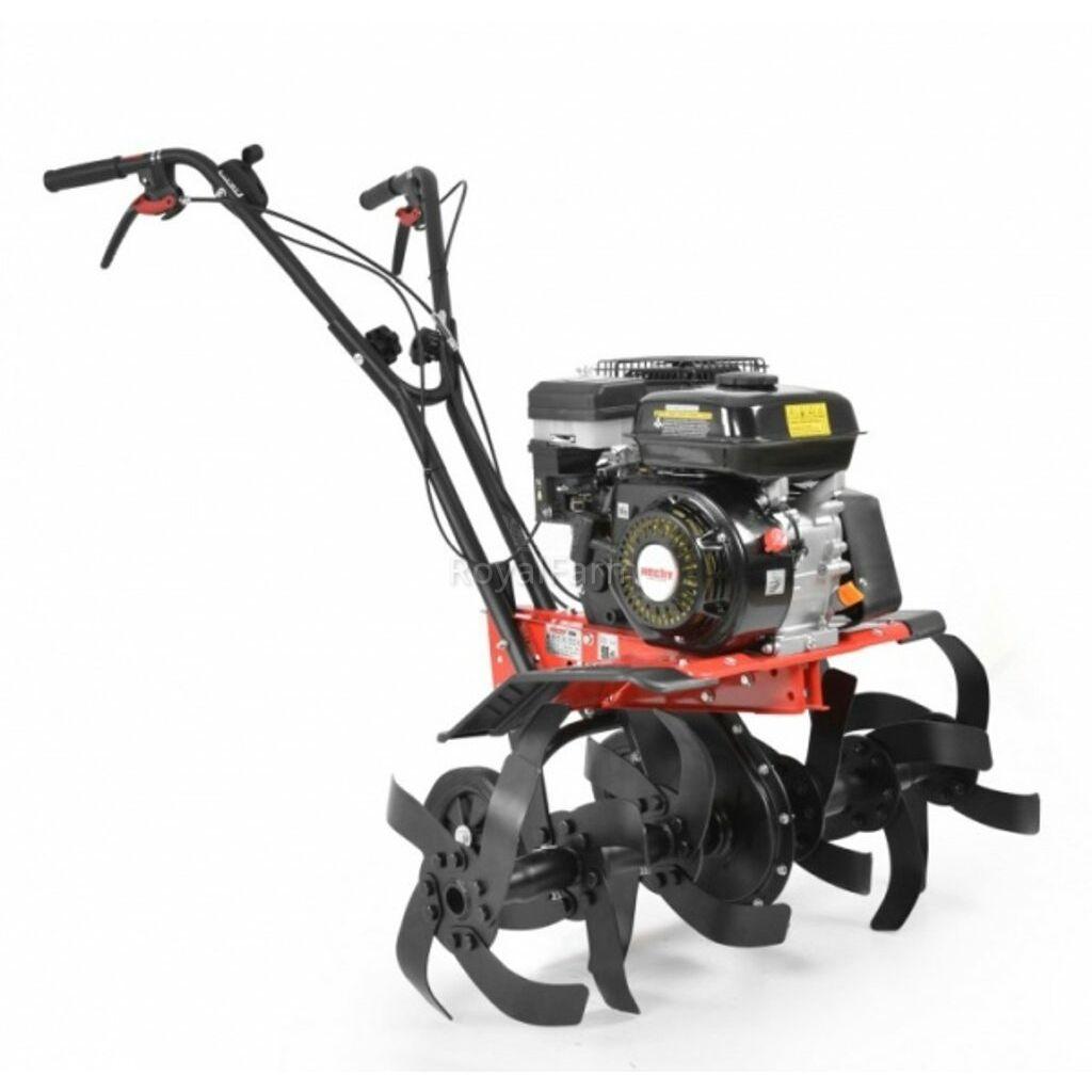 HECHT 785 - Benzinmotoros kapálógép 196ccm,5,6 le munkasz.:32/50/84