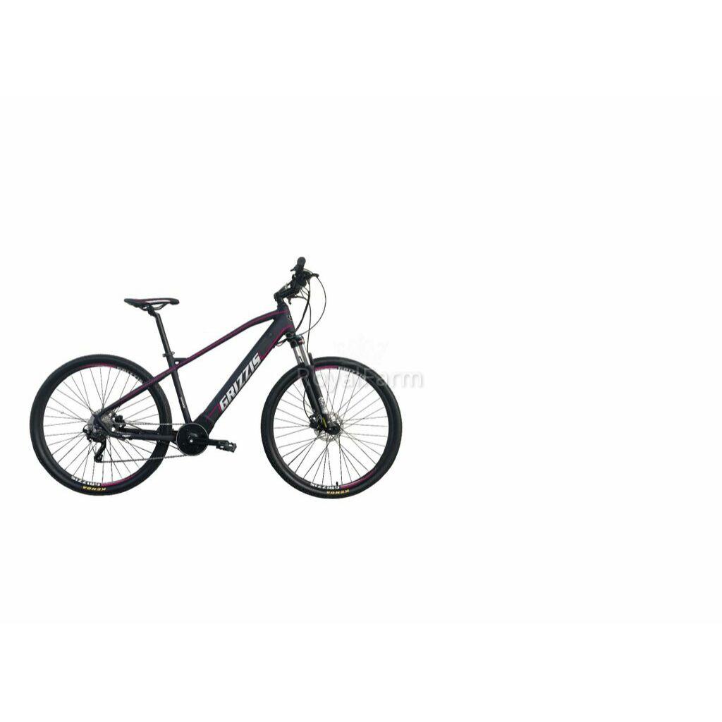 HECHTGRIZZISPINK - Elektromos kerékpár