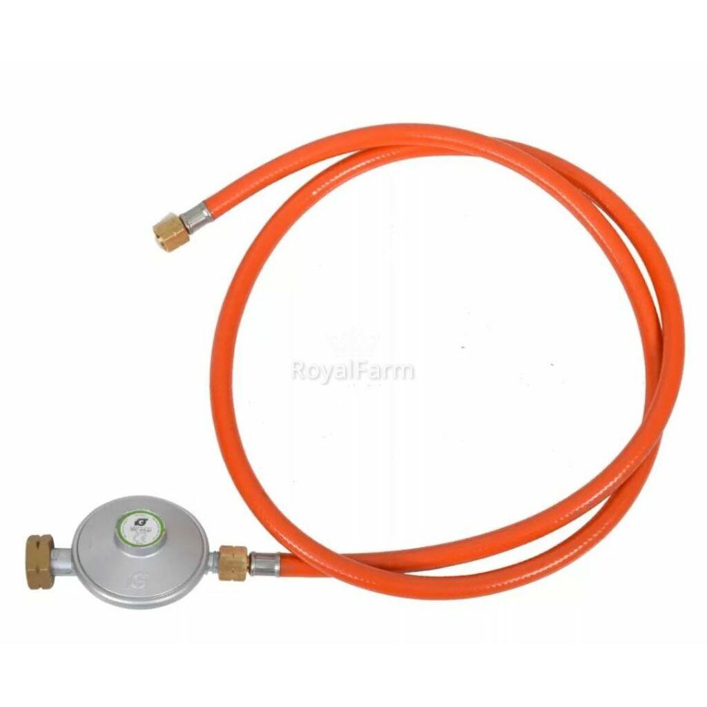 HECHT 003015 A - Gázreduktor + tömlő, 1,5m, h 3015