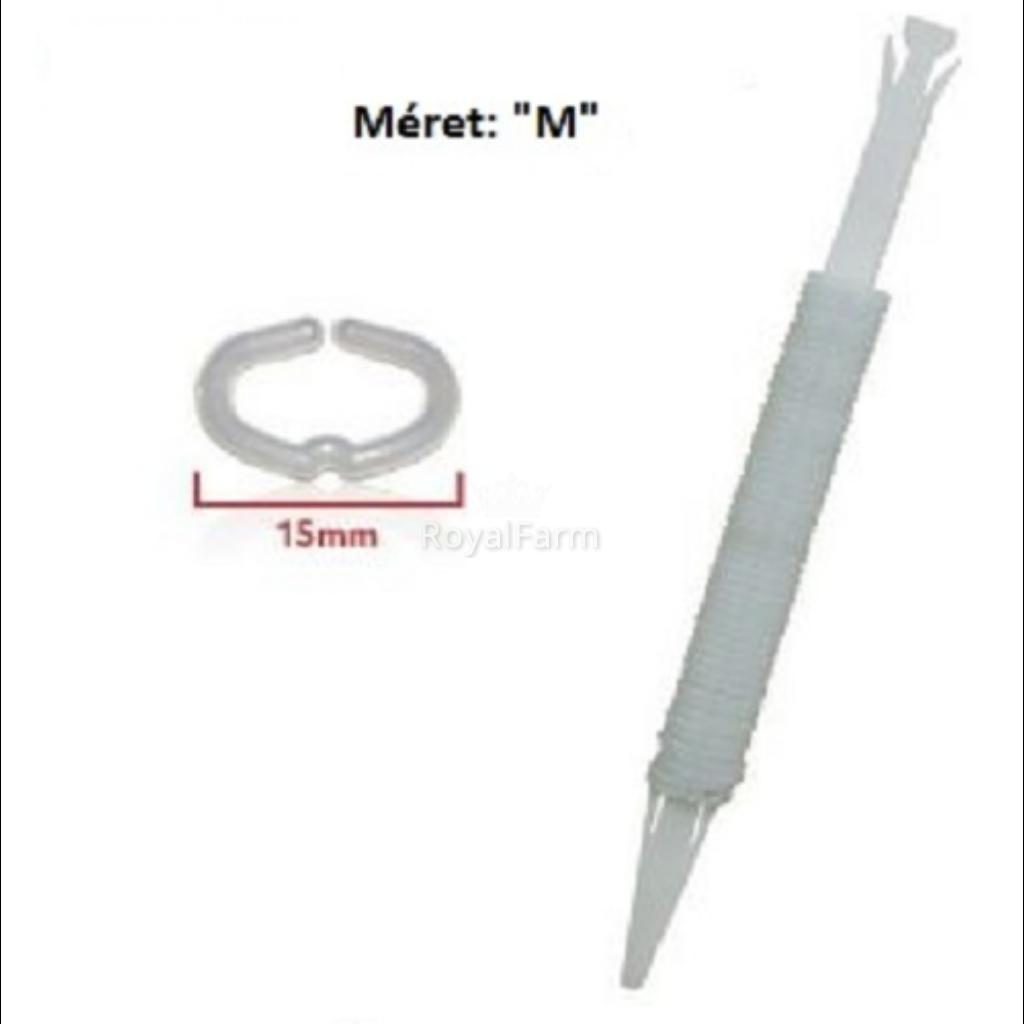 Csőrgyűrű M