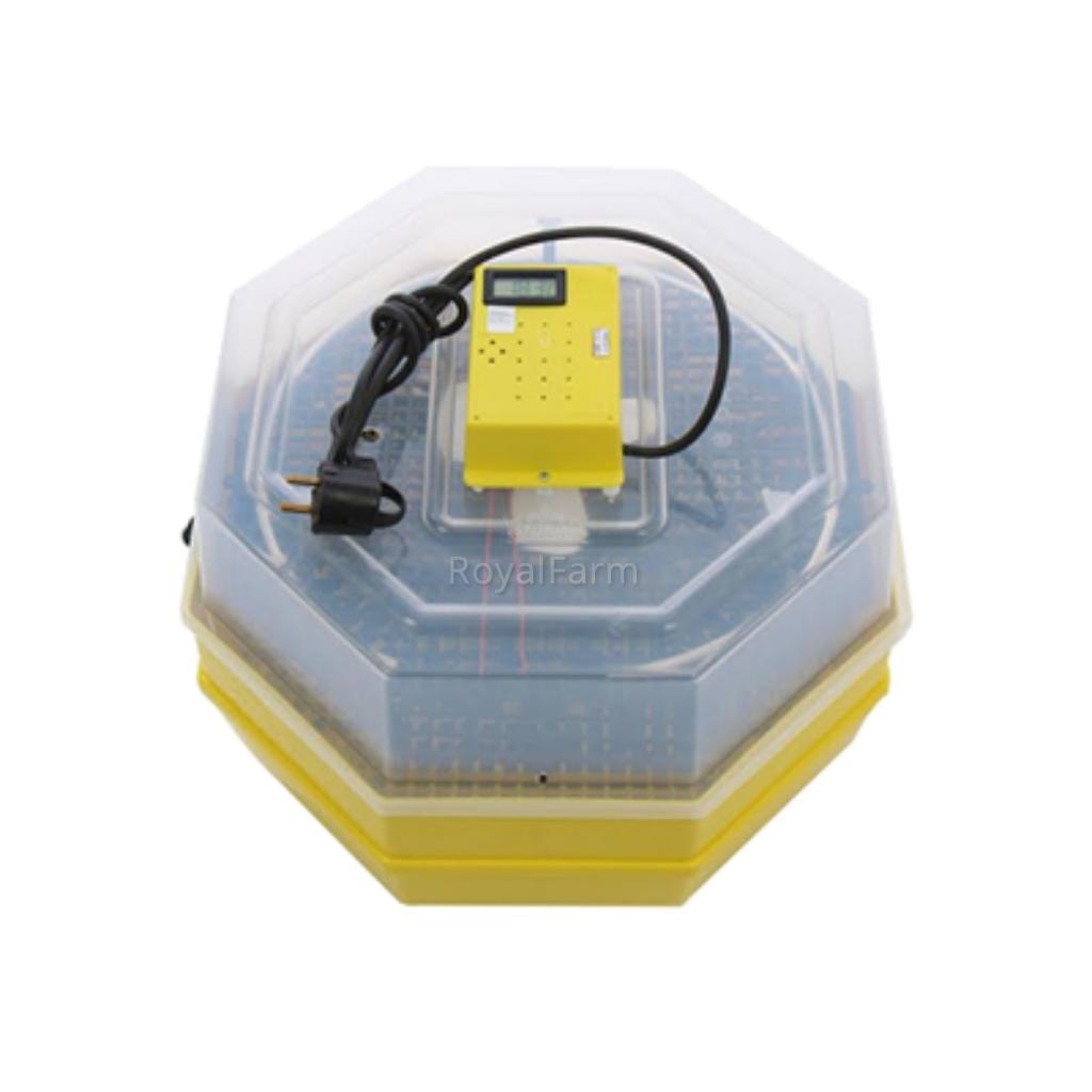 Cleo 2x5DT dupla nyolcszögletű keltetőgép
