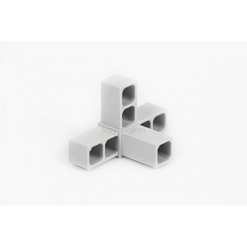 Profil összekötő - F típus (1.5 cm)