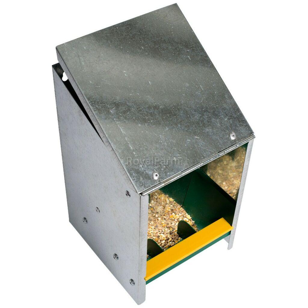 Horganyzott falra szerelhető önetető, 2.5 kg