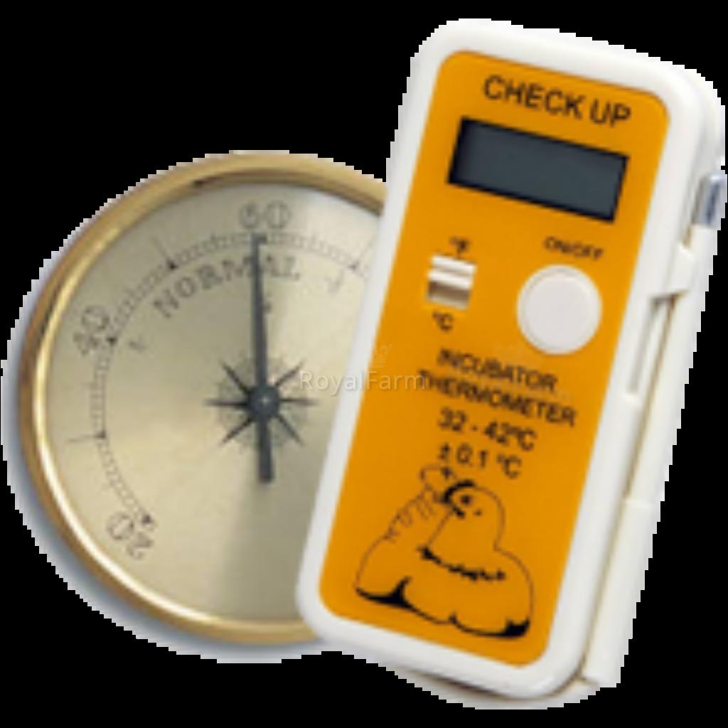 Analóg páramérő, ø70 mm