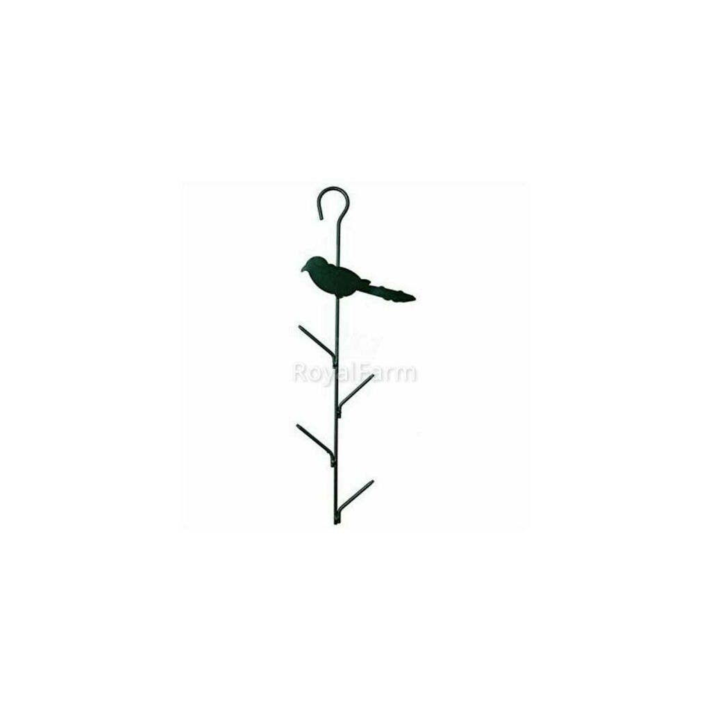 Faggyúgolyó tartó (sötétzöld) 9x40cm
