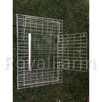 Kisállat szállító ketrec (60 cm)