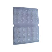 Műanyag fürjtojás tartó 15 darabos