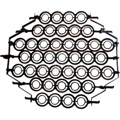 Fogolytojás forgató nyolcszögletű keltetőgéhez