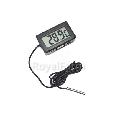 Digitális keltetőgép hőmérő