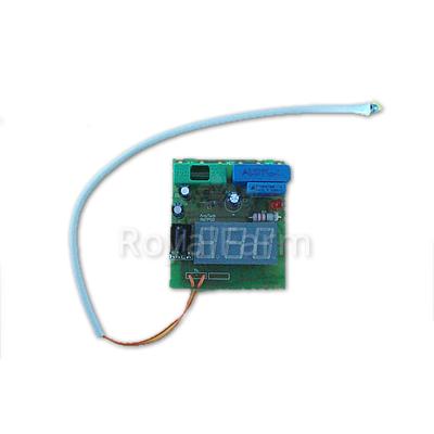Elektronikai modul (Négyszögletű keltetőgép)