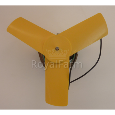 Ventilátor kerek keltetőgép