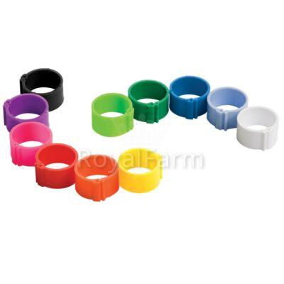 Jelölő gyűrű galambjelölő Ø 8 mm pattintós keskeny